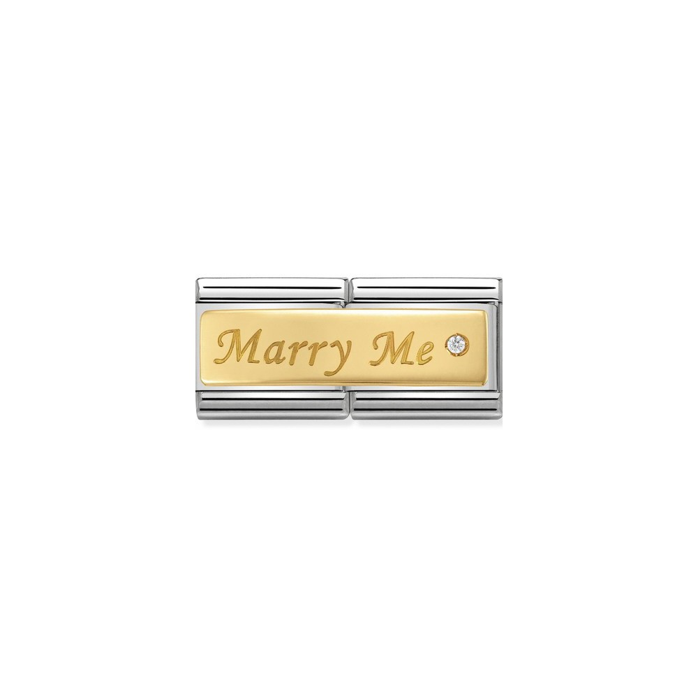 Link Doble Marry Me en oro