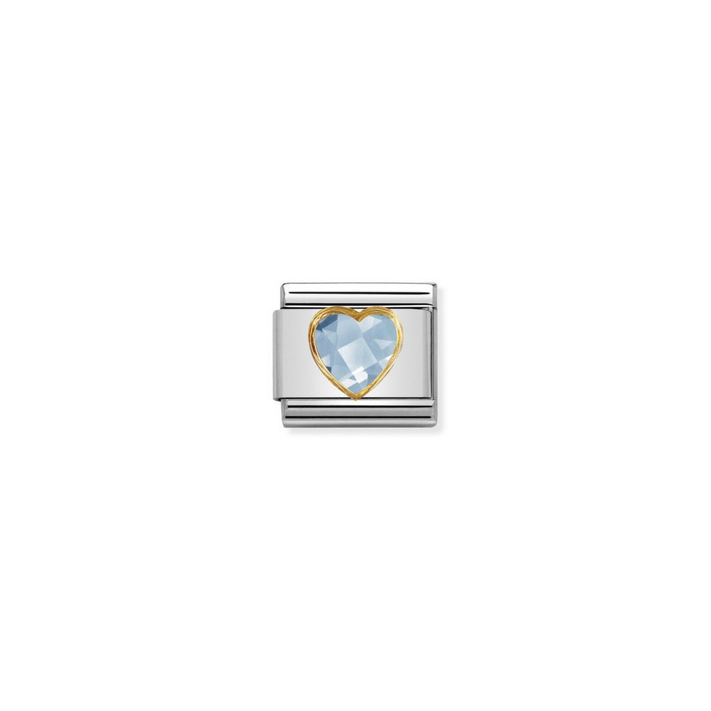 Link Corazón Celeste