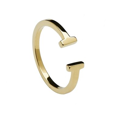 Anillo Double Gold P D Paola