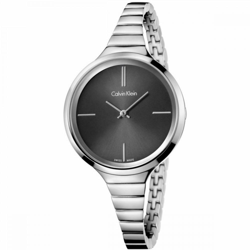 e2e22bc9b075 Reloj Calvin Klein mujer Lively Plateado - Joyería Oliver del Pino