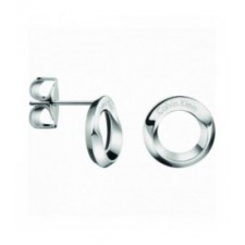 Pendientes circulares Calvin Klein