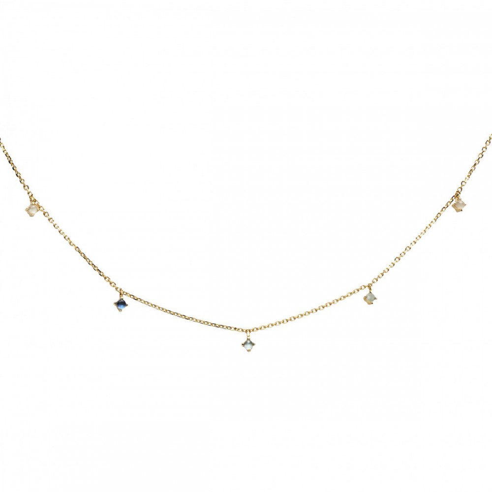 Collar Navy Gold PDPaola
