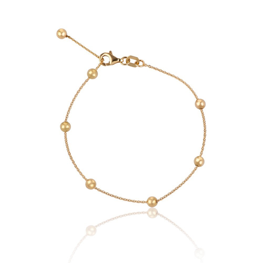 Pulsera Sunrise Even Gold&Roses
