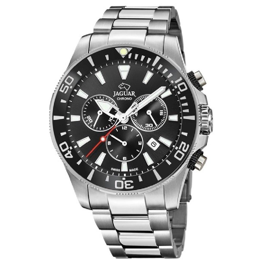 Reloj Jaguar Hombre Esfera Negra