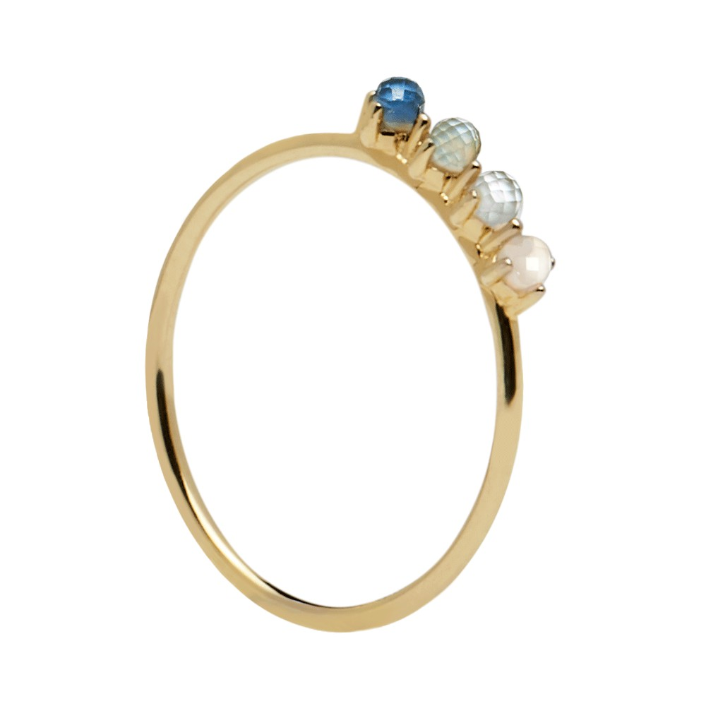 Anillo Cobalt Gold PDPaola