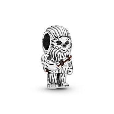 Charm en plata de ley Chewbacca™ Star Wars™