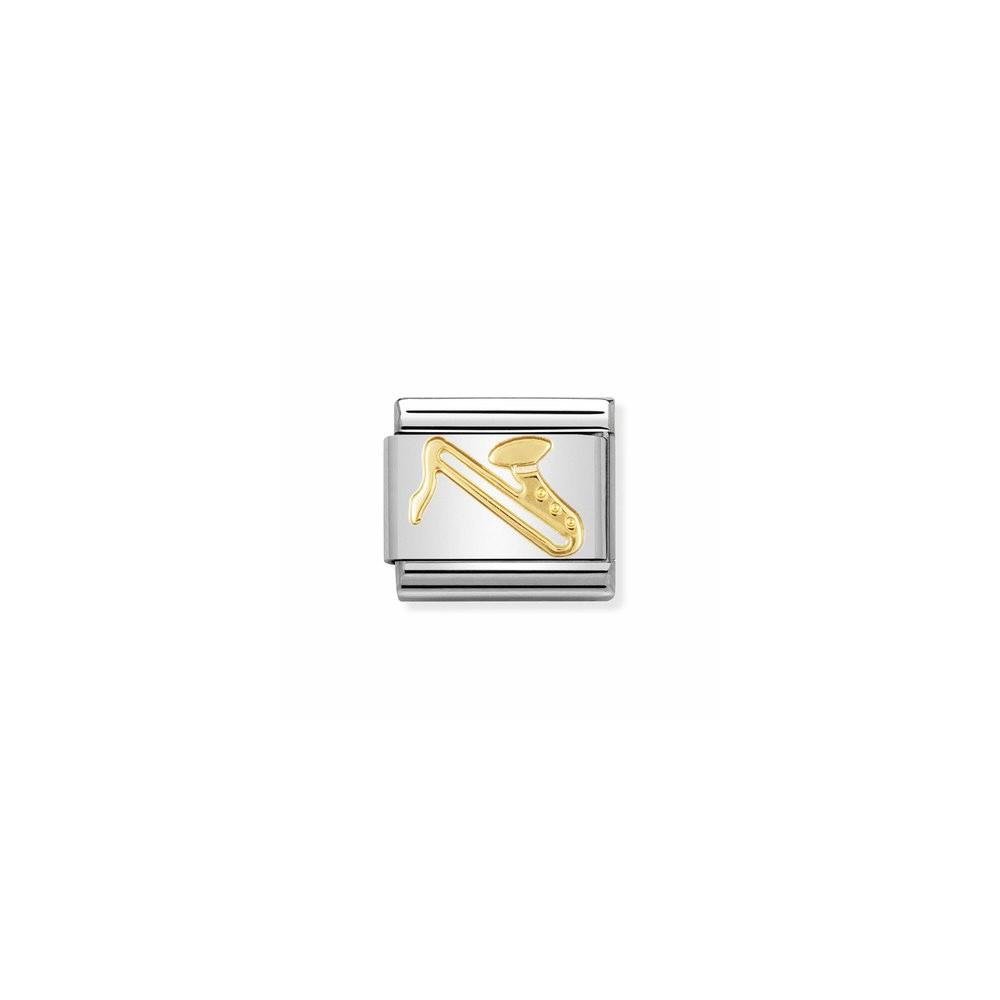 Link Saxofón Oro